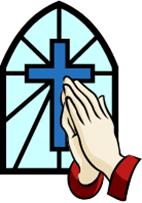 prayinghandswindowcross